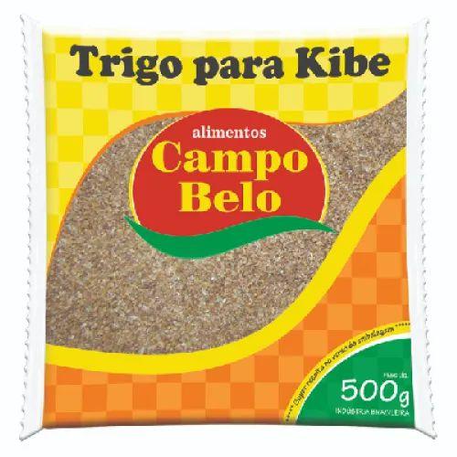 Trigo Para Kibe Campo Belo  500g
