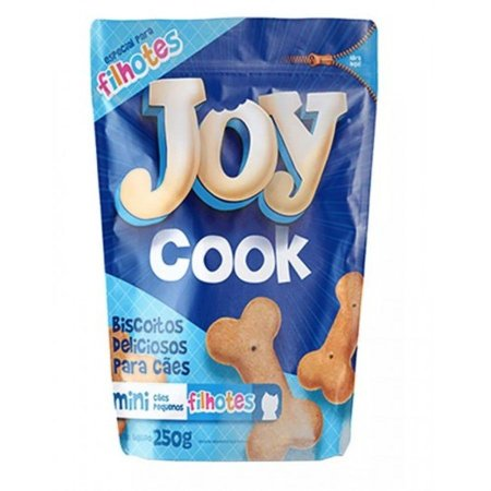 Biscoito Para Cães Joy Cook Filhotes 250g