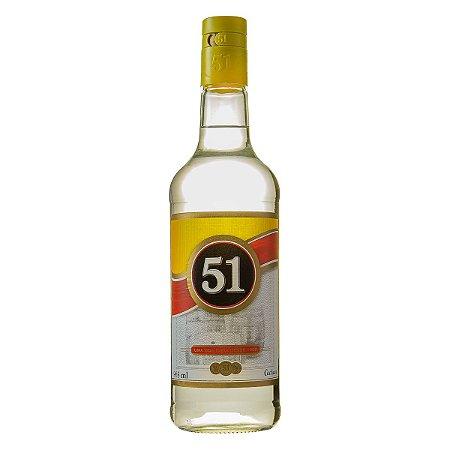 Cachaça 51 Pirassununga 965 Litro