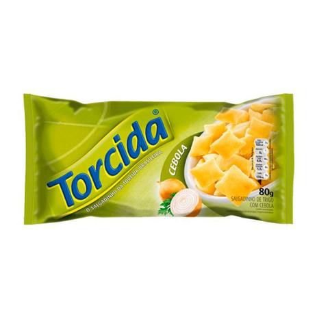 Salgadinho Torcida sabor Cebola 70g