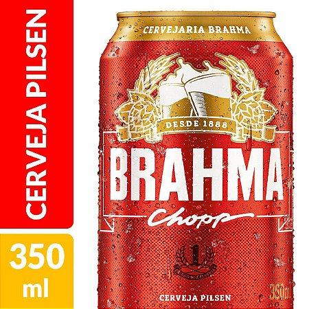 Cerveja Brahma Chopp 350ml