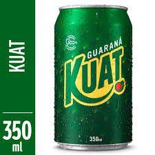 Refrigerante Guaraná Kuat 350ml