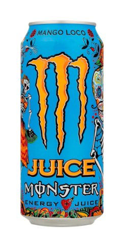 Energético Monster  Mango Loco 473ml