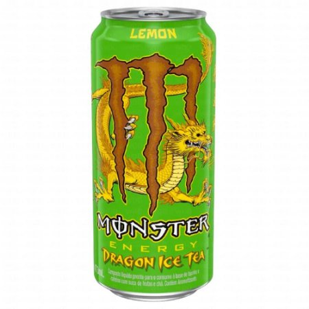 Energético Monster Ice Tea Limão  473ml