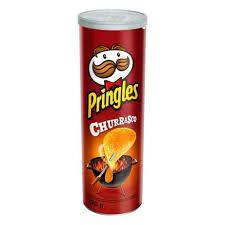 Batata Pringles Churrasco 120g