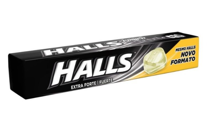 Pastilha Halls Extra Forte 28g