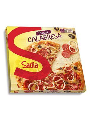 Pizza de Calabresa Sadia 460g