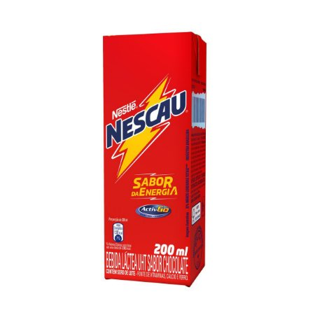 Achocolatado Nescau 200ml
