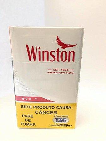 Cigarro Winston Red 7