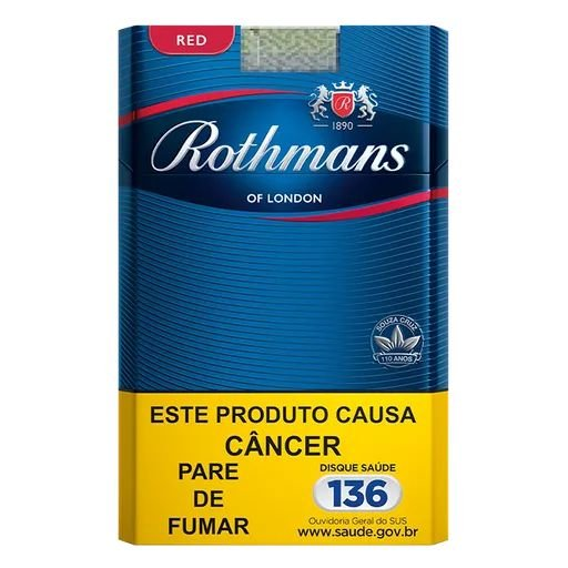 Cigarro Rothmans Red  Box