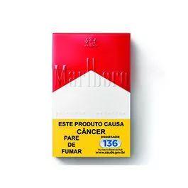 Cigarro Box   Marlboro Vermelho
