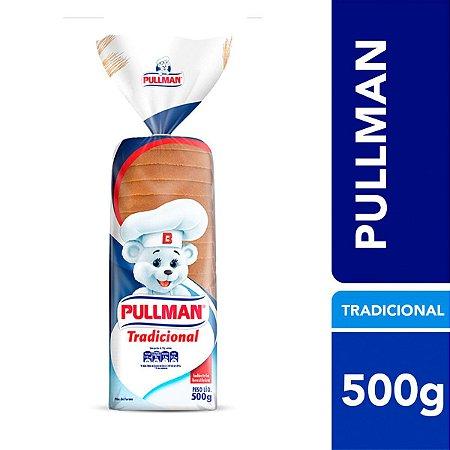 Pão de Forma Pullman 480g