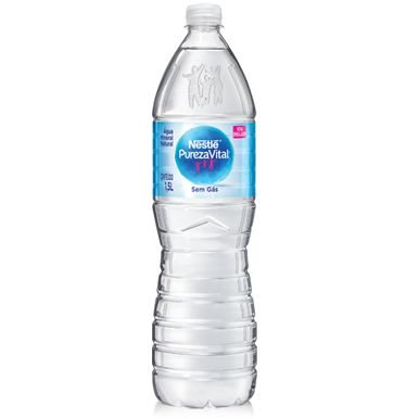 Agua Mineral Nestlé Pureza Vital 1,5l