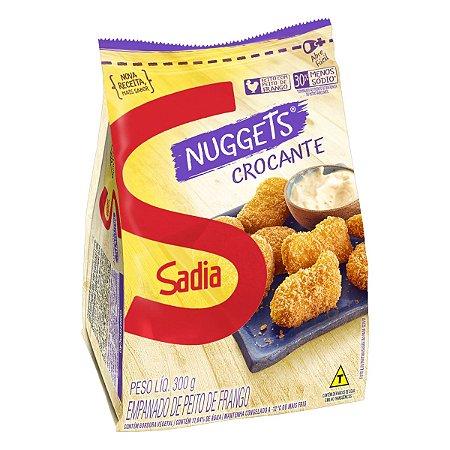Nuggets Crocante Sadia 300g