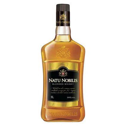 Whisky Natu Nobilis Brasil Blended Garrafa 1000ml