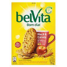 BelVita Bom Dia! Maça E Canela 75g