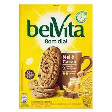 BelVita Bom Dia! Mel & Cacau  75g