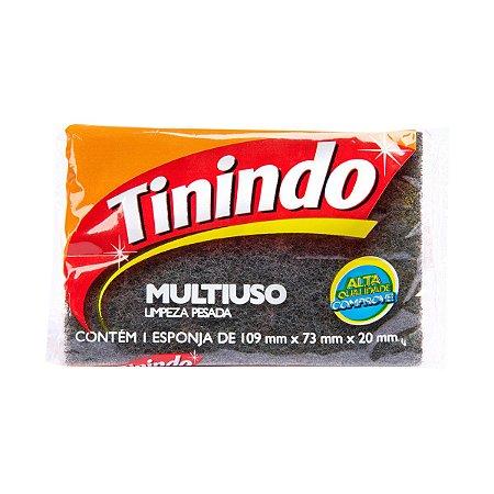Esponja Tinindo Multiuso 1 Unid