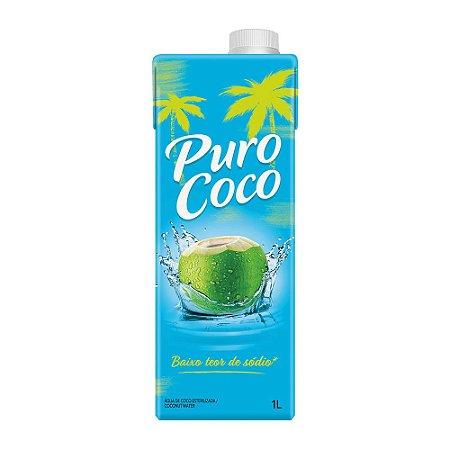Agua de Coco Puro Coco 1L
