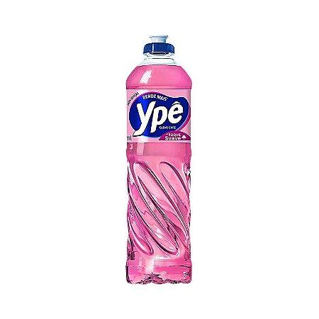 Lava Louças Detergente Clear Care Ypê 500ml