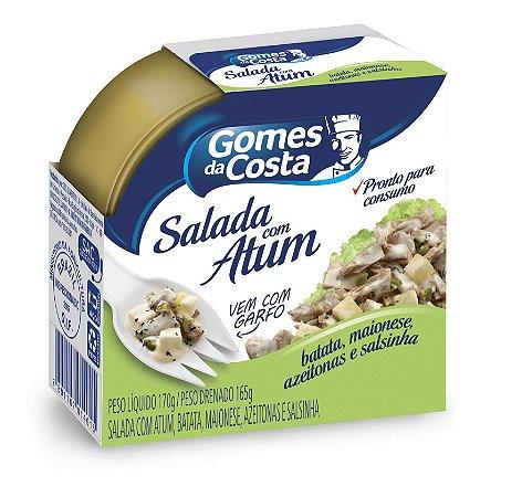 Salada De Atum  Maionese azeitonas e Salsinha 170g Gomes Da Costa