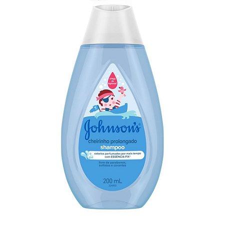 Shampoo Johnson´s Baby Cheirinho Prolongado 200ml