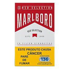 Cigarro Marlboro Red Selection