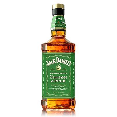 Whisky Jack Daniels Green Apple  1L