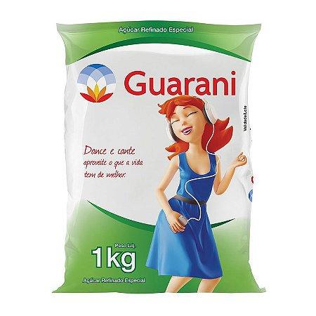 Açúcar Refinado Guarani 1Kg