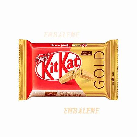Chocolate Nestle Kit Kat Gold