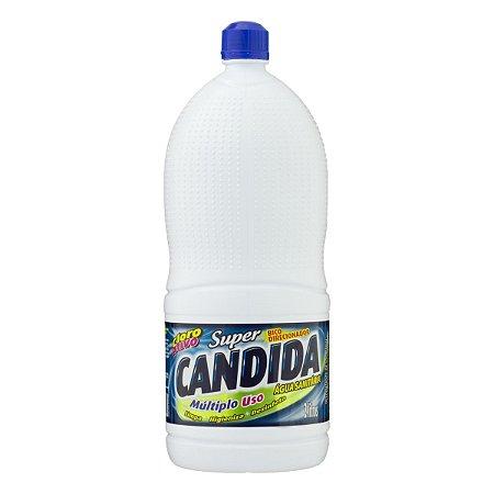 Água Sanitária Super Candida 2L