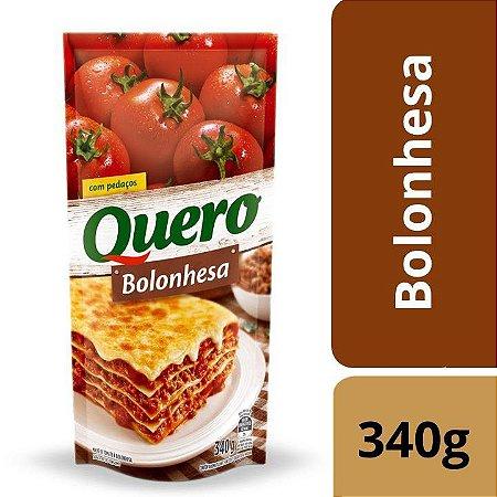 Molho de Tomate Quero Bolonhesa 340g