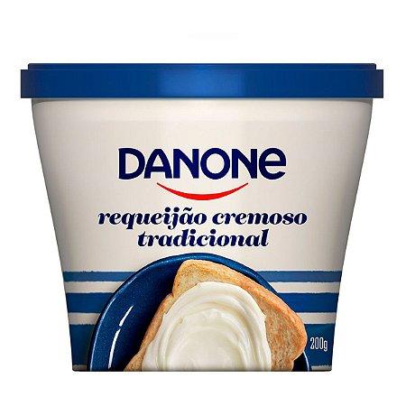 Danone Requeijão Cremoso Tradicional 200g