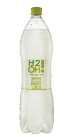 Refrigerante H2oh Citrus Pet 1,5
