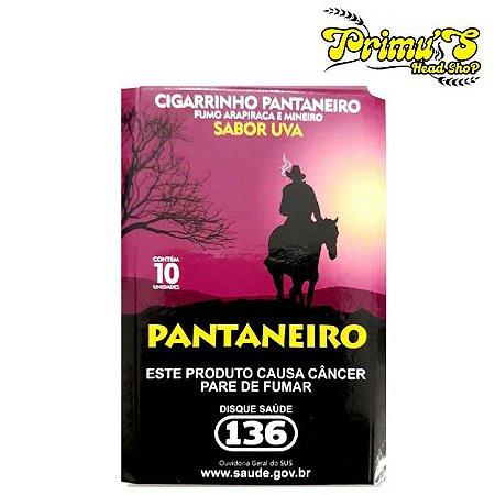 Fumo de Palha Pantaneiro Sabor Uva