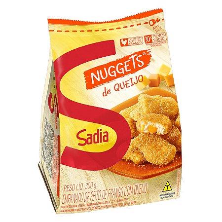 Nuggets Frango com Queijo Sadia 300g