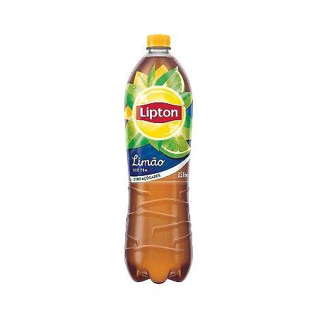 Lipton Limão Ice Tea Zero Açúcares 1,5