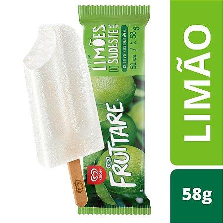Picolé Limão Kibon Fruttare 58G