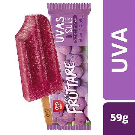Picolé Uva Kibon Fruttare  59G