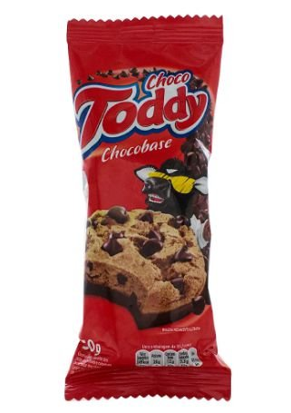 Toddy Cookie Extra Chocolate 50g