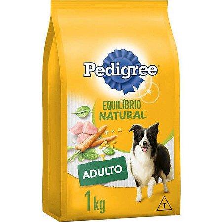 Ração Pedigree Equilíbrio Natural Para Cães Adultos 1kg