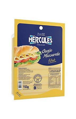 Queijo Mussarela Hercules Fatiado 150g