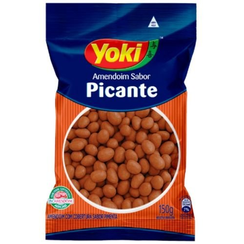 Amendoim Picante Yoki 150g