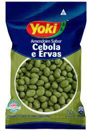 Amendoim Yoki Cebola e Ervas 150G