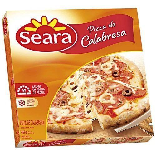 Pizza Calabresa Seara 460g
