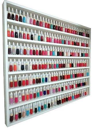 Expositor De Esmaltes Mdf 100x83x6 P/250 Esmaltes - Manicure