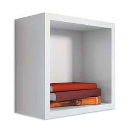 Nicho Com Fundo 30x30x15 Cm-100%mdf 15mm Branco- Decorativo -Virtude móveis