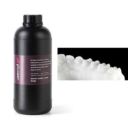 Resinas 3D de Modelo - ABS White - 500g