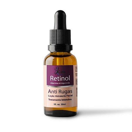 Sérum Retinol 30ml  - Embalagem de Vidro