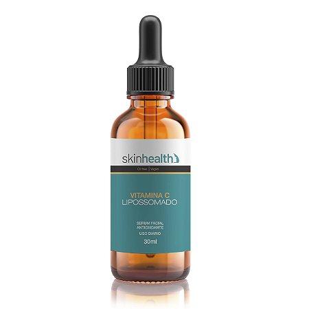 Vitamina C Lipossomado Serum Facial Antioxidante Uso Diário 30ml